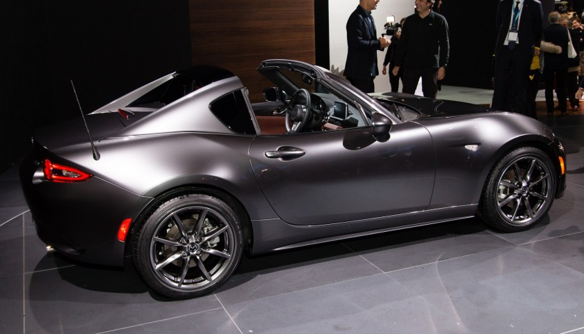 2017 new mazda mx 5 price in india miata rf roadster. Black Bedroom Furniture Sets. Home Design Ideas