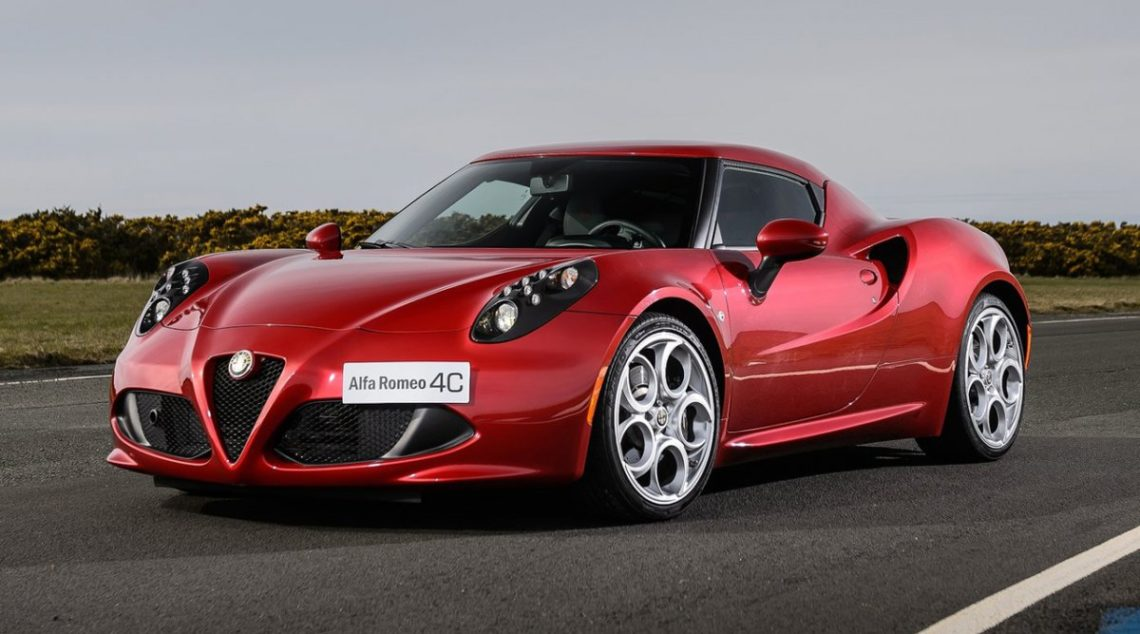alfa romeo 4c specifications pictures motorplace. Black Bedroom Furniture Sets. Home Design Ideas