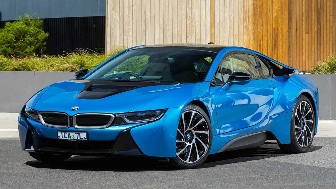 BMW I8 Price In India Review Pics Specs Mileage