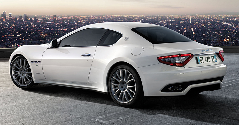 2008 Maserati GranTurismo S top car rating and specifications