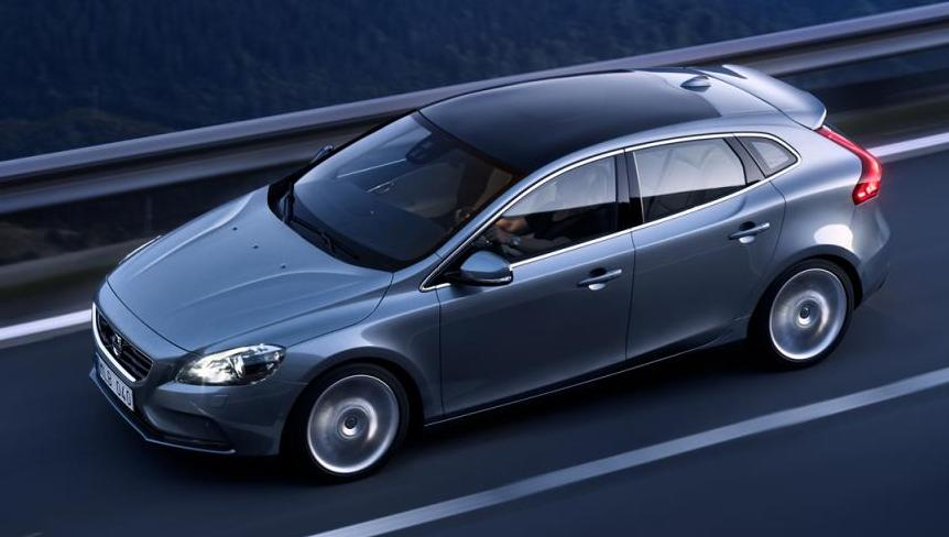 Volvo v40 MotorPlace