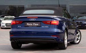 Audi A3 Motor Place