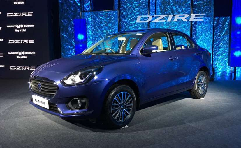 New Maruti Swift Dzire 2017 Price Images Specs Col
