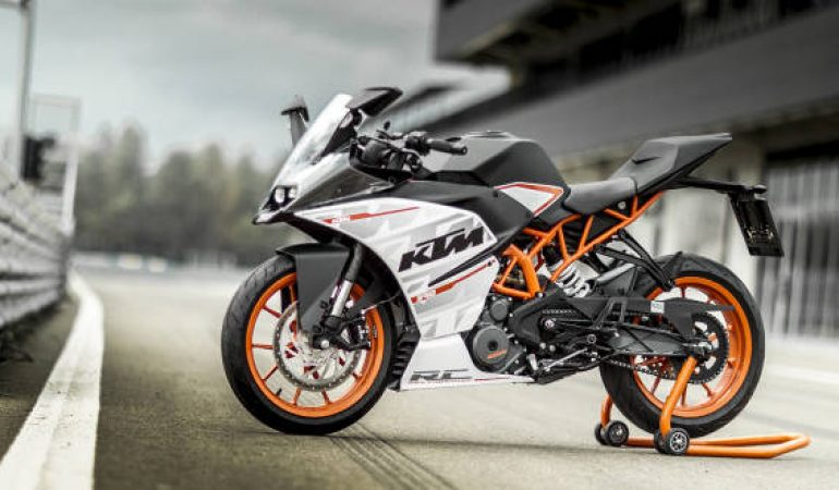 ktm rc 200 - price ₹1.69 lakh - mileage, colors & review | motorplace
