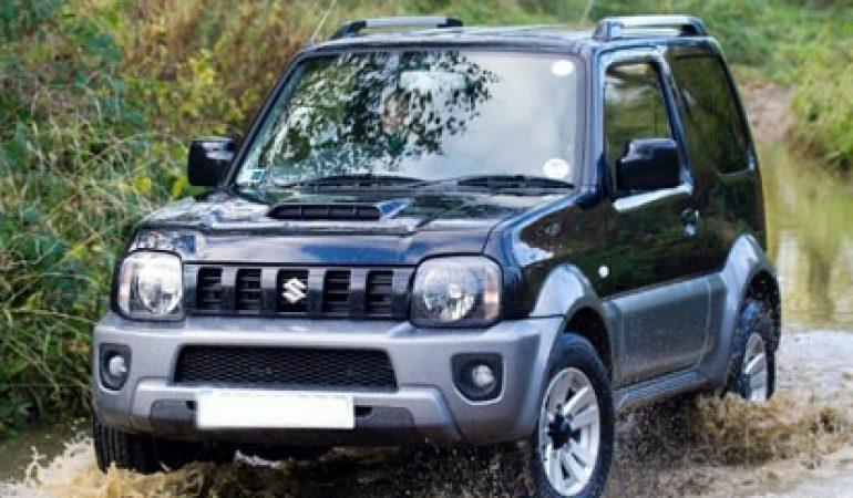 Maruti Suzuki Jimny Price Launch Date In India Images Motorplace