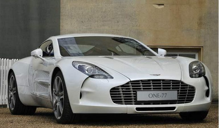 aston martin one 77 specs review picture in india. Black Bedroom Furniture Sets. Home Design Ideas