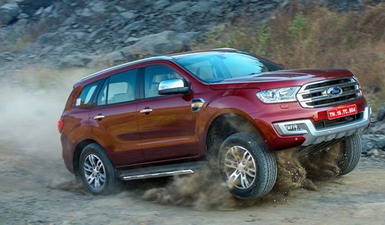 Ford Endeavour Suv Price Reviews Mileage Motorplace India